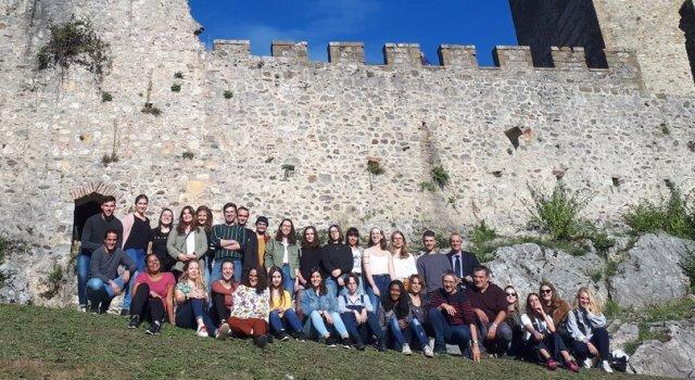 Des étudiants et des comtes : voyage d'étude au Château de Foix